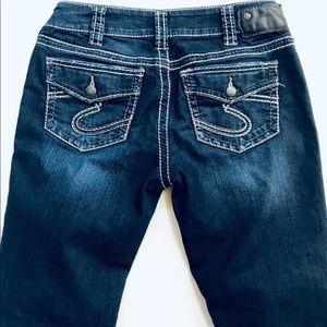 💙 Silver Suki Skinny Jeans 30 X 29